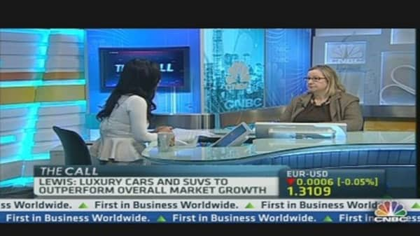 Positive on China Autos Growth: Pro