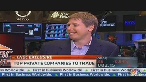 Private Companies to Watch in 2013