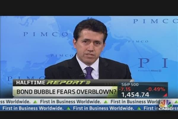 Pimco's Tony Crescenzi: No Bubble in Bonds