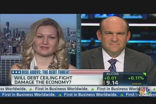 The Debt Ceiling Fight Ahead
