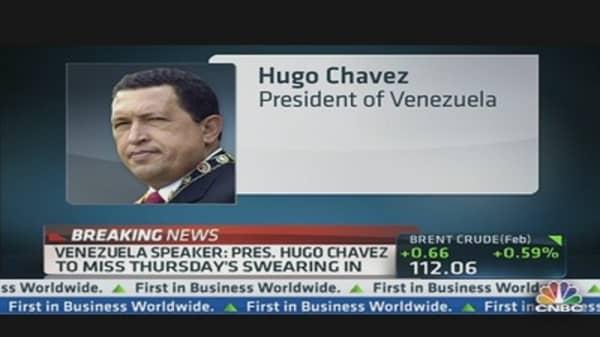 Pres. Hugo Chavez Underwent 4th Cancer Surgery