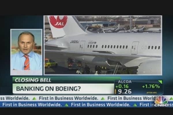 Boeing's Dreamliner Nightmare