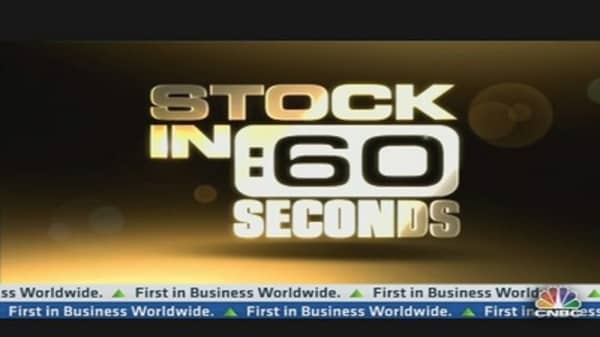 Stocks in 60 Seconds: Alumina