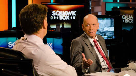 Blackstone Advisory Partners Vice Chairman Byron Wien revealed his Top 10 Market Surprises of 2013 on Squawk Box Wednesday.