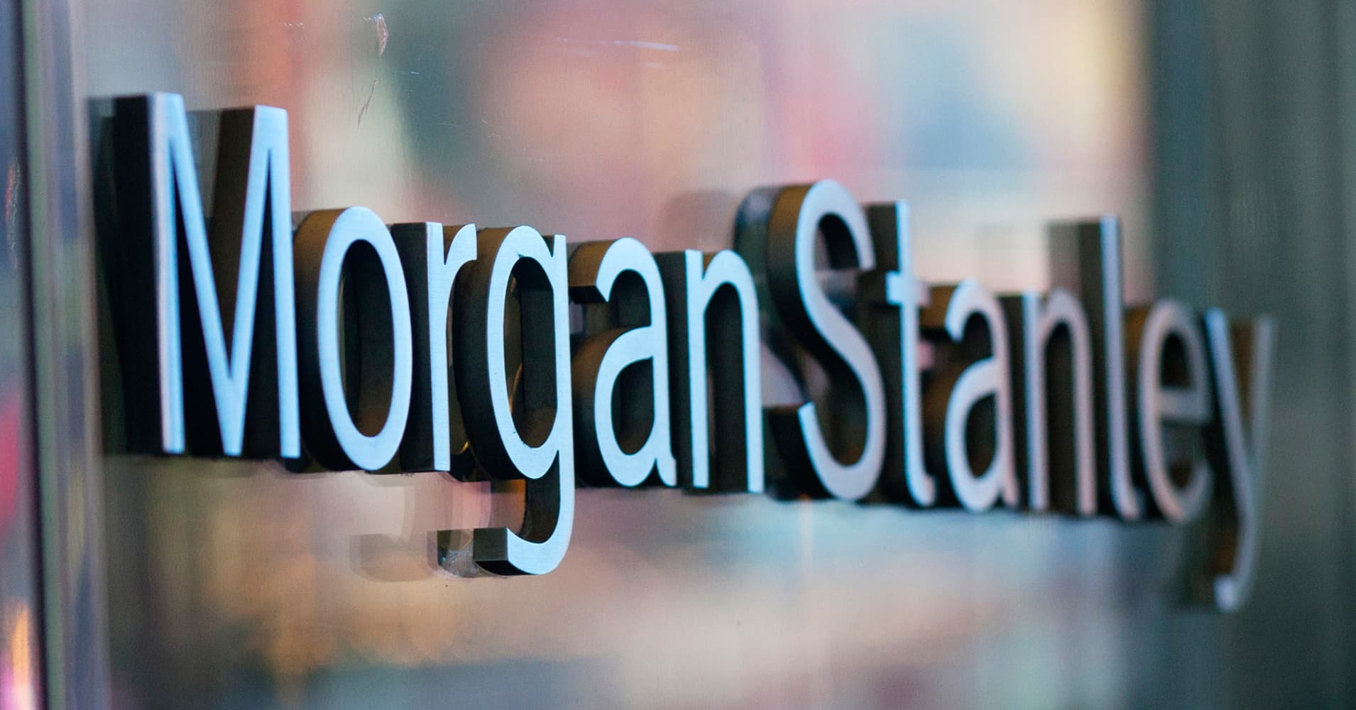 morgan stanley quarterly profit more than doubles