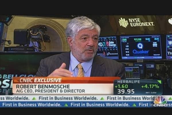 Benmosche: 'A Deal's a Deal'