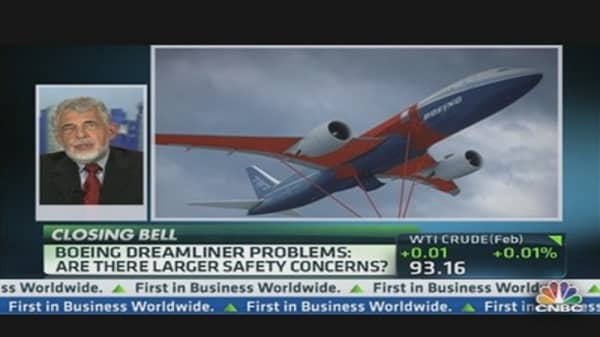 Boeing Defends 787