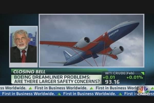 Boeing Defends 787