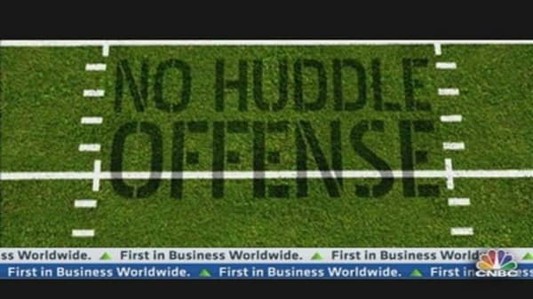 No Huddle Offense: Alcoa's 4th Quarter