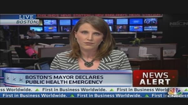 Boston Declares Flu An Emergency