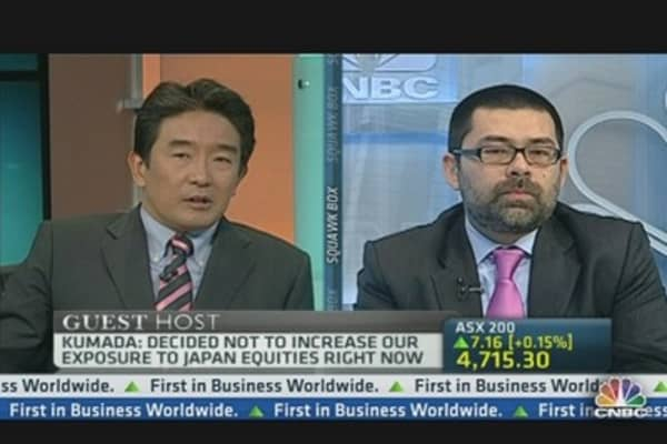 Japan: Awaiting Sustainable Turnaround