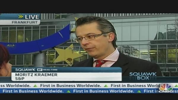 Europe's Challenges Get Bigger Every Day: S&P Expert