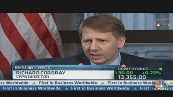 CFPB Tightens Mortgage Lending Rules