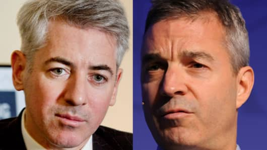 Bill Ackman and Daniel Loeb