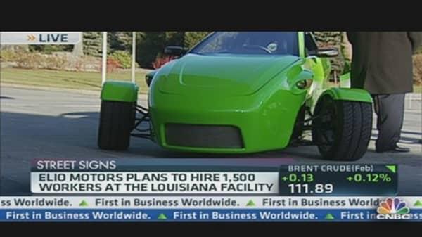Car of the Future?