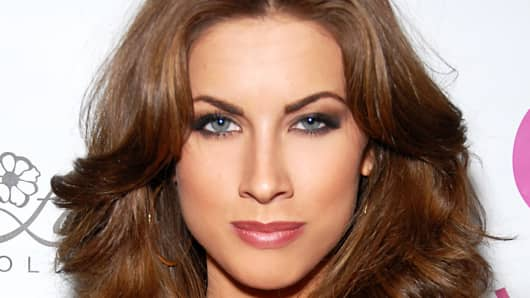 Katherine Webb, Miss Alabama
