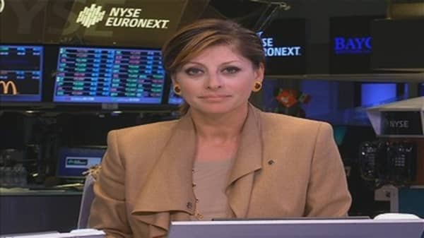 Maria's Observation: American Express Beats Estimates