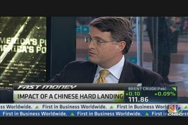 What a Hard Landing in China Means