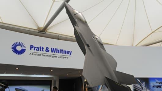 Pratt and Whitney United Technologies Corporation