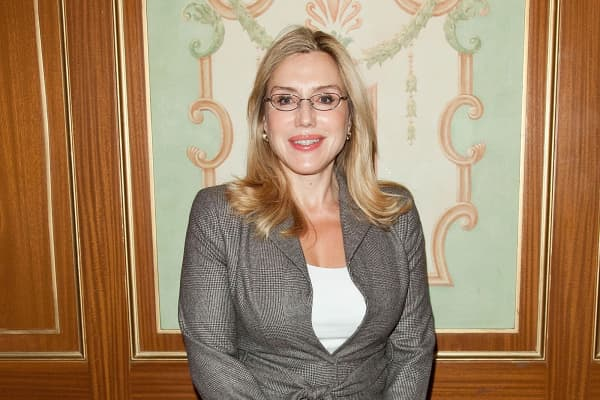 Dolly Lenz, Vice Chairman of Prudential Douglas Elliman.