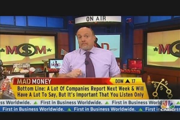 Next Week's Earnings: Bank of America, General Electric & More