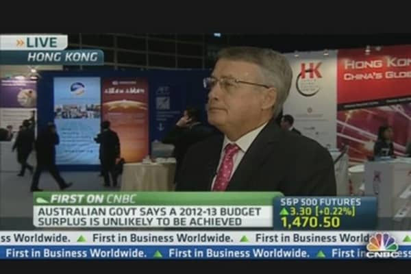 Budget Surplus Unlikely This Fiscal Year: Swan