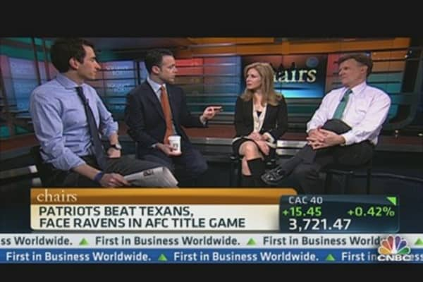 Squawk Takes a Stand on Football Playoffs