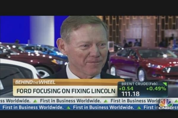 Ford Focusing on Fixing LIncoln