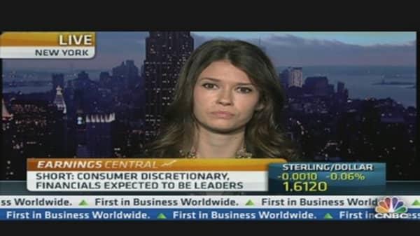 Financials Will Lead Fourth Quarter Growth