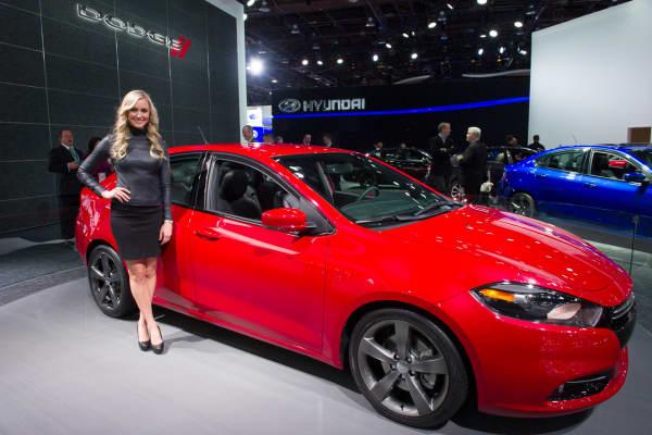 The Detroit Auto Show
