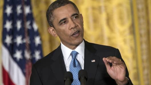 Barack Obama 01142013