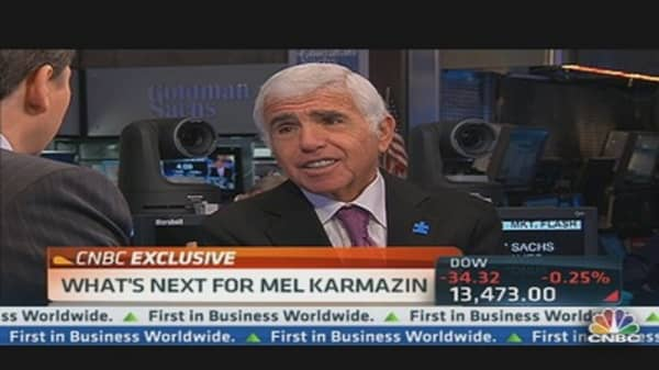 Karmazin Speaks Out After Stepping Down