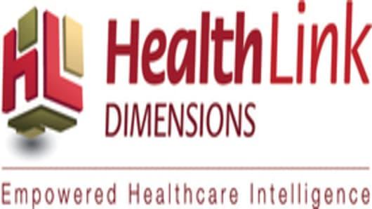 HealthLink Dimensions LLC Logo