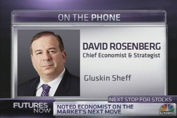Fiscal Cliff Earnings Impact: Top Economist