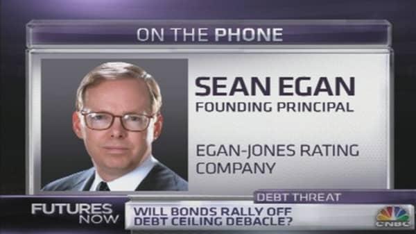 Sean Egan: Debt Ceiling Threat Is 'Manageable'