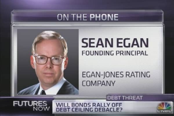 Sean Egan: Debt Ceiling Threat Is 'Manageable'