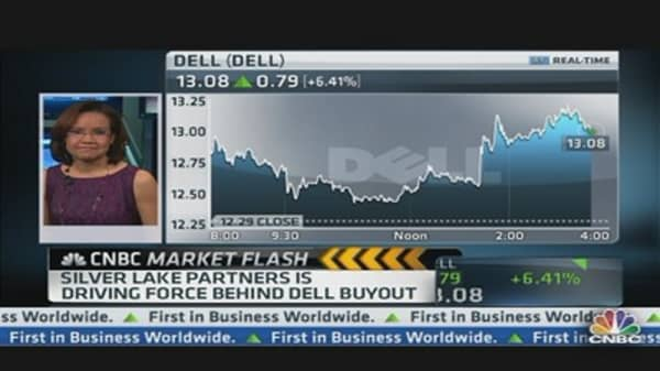 Dell In Talks Over Potential Leveraged Buyout