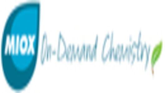 MIOX Corporation logo