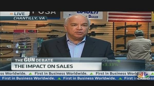 How Will Gun Safety Proposals Impact Sales?