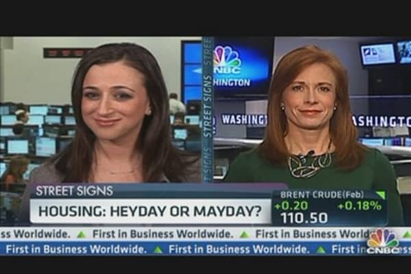 Housing: Heyday or Mayday?