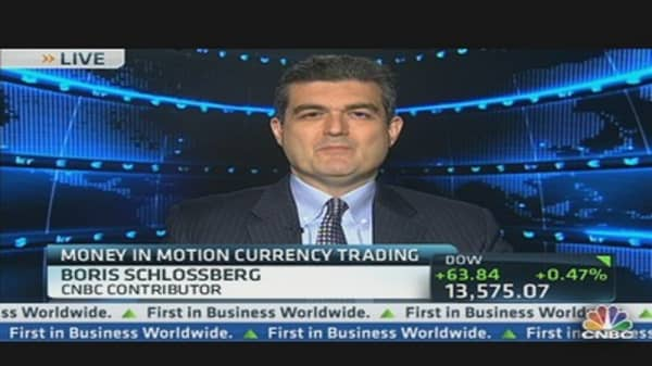 Money In Motion: Where Yen Goes From Here
