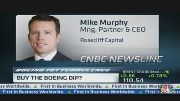 Boeing Stock Needs to Go Lower: Murphy