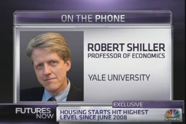 Shiller: US Housing Market Could Mirror Japan