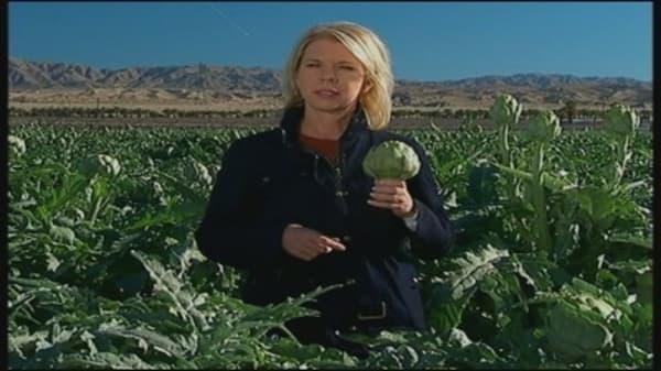 Farmers & the Freeze Bonus