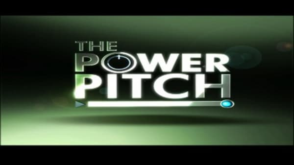 The Power Pitch: