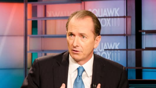 James Gorman, CEO, Morgan Stanley
