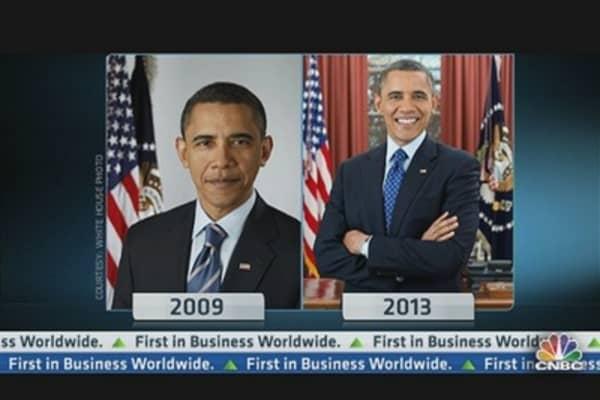 Pres. Obama's Approval Rating