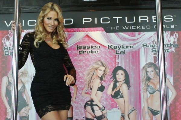 Adult Entertainment Expo 2013 Jessica Drake