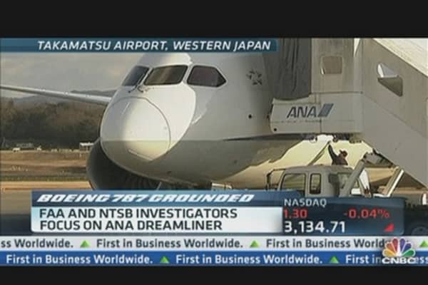 Dreamliner Production Continues Despite Debacle