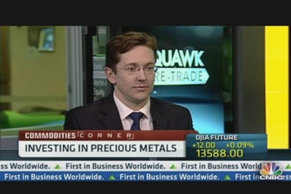 Should You Buy Precious Metals?